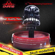 OY-H004 China made new design superman gear shift lever knob car