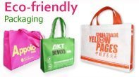 Eco-friendly packaging bags