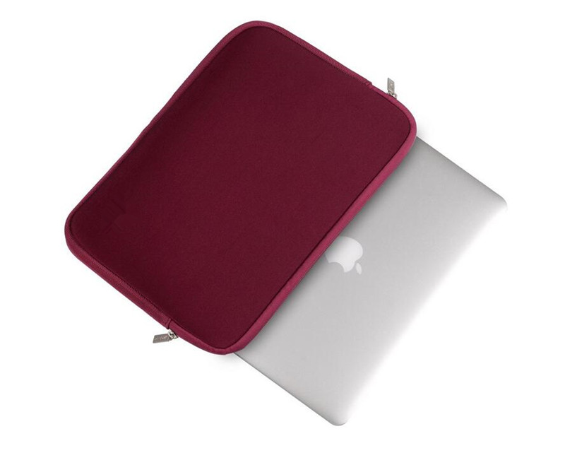 Neoprene Protective Laptop Sleeve Bag Cover Case with Accessory Pocket For all laptops/Macbook Pro