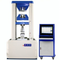 60T Professional UTM Universal Tensile Testing Machine For Steel