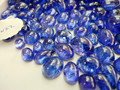 # NZZ Natural Multi Shape Cabochons Loose Gemstone Tanzanite