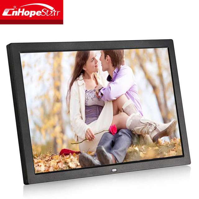 cheap and best quality 15 inch digital photo frame for digital album