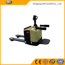 Cargo Loading 3T Mini Hand Electric Pallet Truck