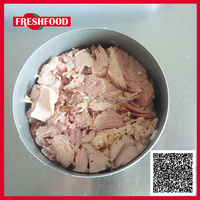 Fresh Food Canned Tuna From Thailand (Pacific Fresh Brand)