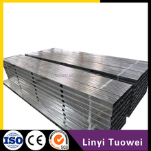Alibaba in china galvanized sheet Metal stud channel for low price