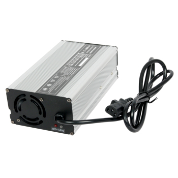 14.7V 29.4V 44.1V 58.8V Li-ion Battery Charger with 25A 18A 12A 10A Output