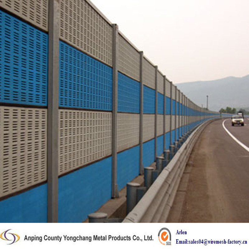 Outdoor Noise Barriers Sound Barrier Board Noise Barrier