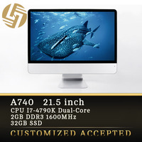 Smallest 21.5 inch All-in-one pc with Intel Quad-Core i7-4790K CPU
