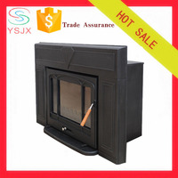 Best Quality Factory Direct Price Wood Pellet Stove Fireplace Inserts