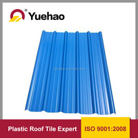 Construction Real Estate PVC Plastic Roof
