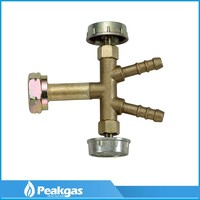 Newest Design Top Quality Emergency Shut Off Valve Gas