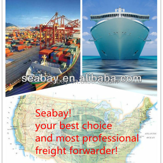 Best sea freight rate china to Oklahoma City