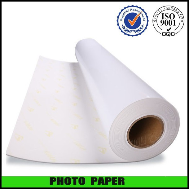 Professional satin finish photographic paper