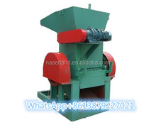 PET plastic bottle and can crushing and recycling machine