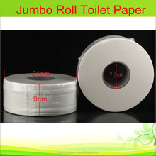manufacturer price 100% virgin wood pulp 1/2/3ply jumbo roll toilet paper
