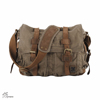 Cotton Leisure Canvas Single Shoulder Messenger Bag Men's Tote Bag