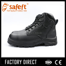 High ankle allen cooper yellow man safety shoes/footwear