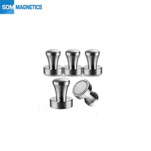 Neodymium Push Pin Magnet NdFeB Calendar Magnetic Pin Holder for refrigerator Holder