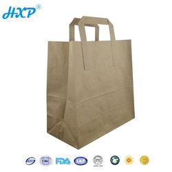 Packaging box 3-Layer B-Flute Flexo kraft paper cement bag