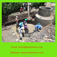 PUXIN Brand Biogas Plant China, Professional biogas supplier