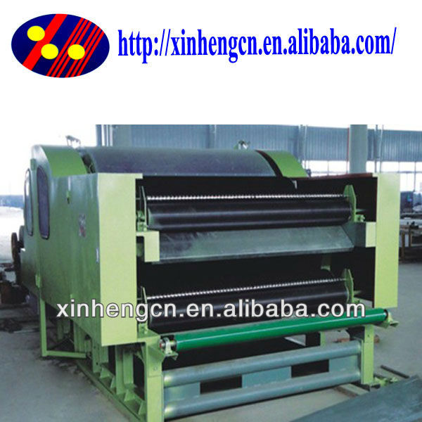 nonwoven combing textile machine,Single Cylinder Double Doffer Combing Textile Machine