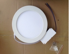 6 Watts Panel LED Down-light Round Recessed Ceiling Light Lamp, Cool White