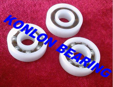 6206 plastic bearing trolley case