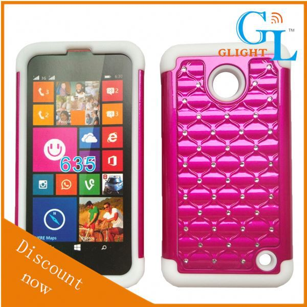 Mobile phone case cover For NOKIA 635