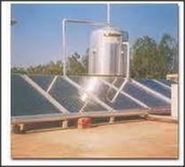 Solar Water Heater Scale Guard