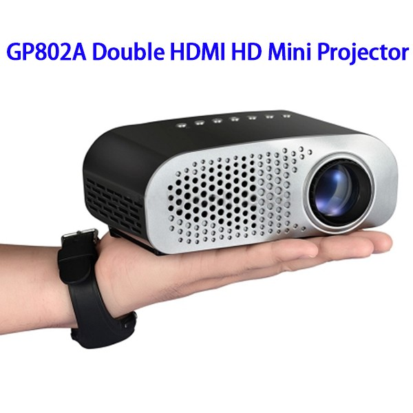 Factory price portable smart mini projector mini led home for Handheld projector price