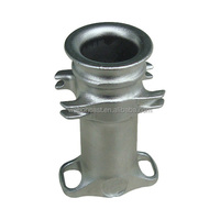 investment casting, precision lost wax cast duplex stainless steel 2205