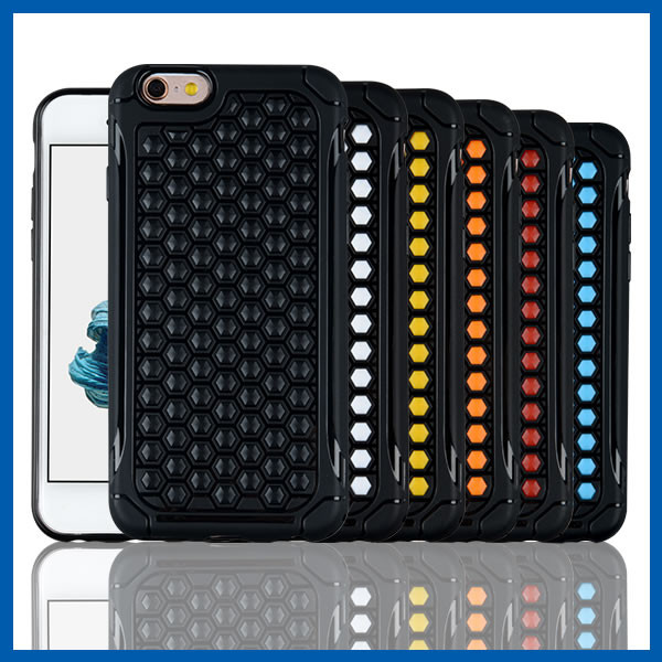 C&T Universal Mobile classical wave spot tpu case cover for apple iphone 5