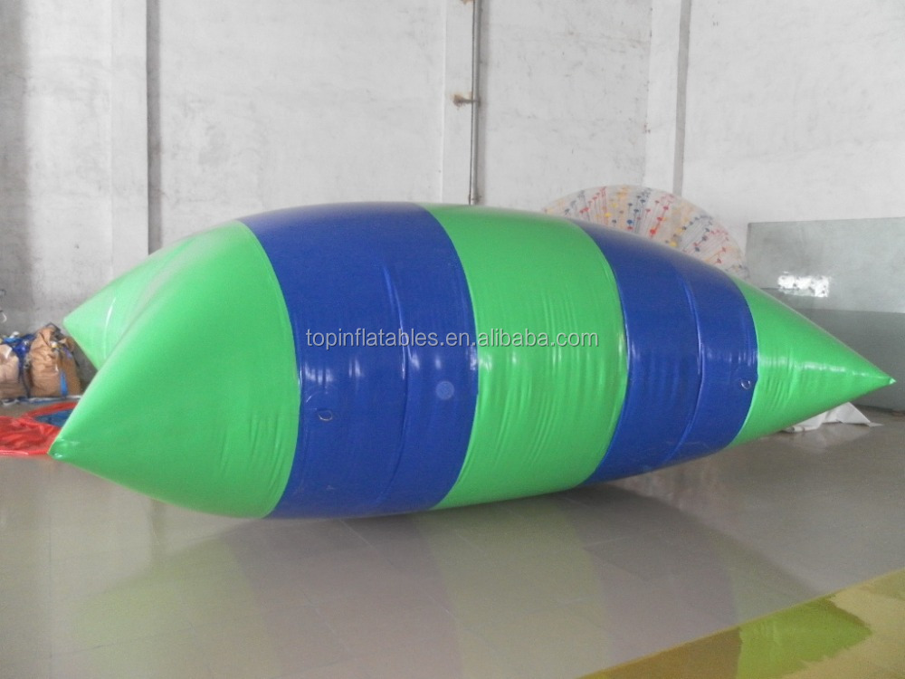 Giant Inflatable Catapult