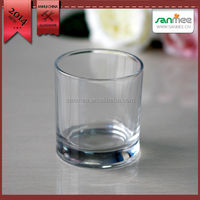 200ml Tempered Glass Drinking Whisky Cup