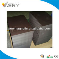 2013 new product strong magnetic rubber sheet