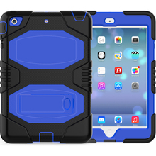 New Military-duty Case With Stand Tablet Case For iPad Mini 2 Cover