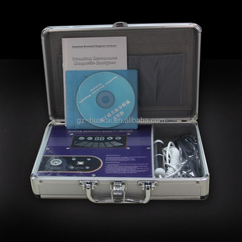 The Medium Quantum Magnetic Analyzer HK-8053 With Hand For Health