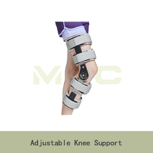 Hinge With Stop Setting Breathable Metal Knee Support Knee Walker
