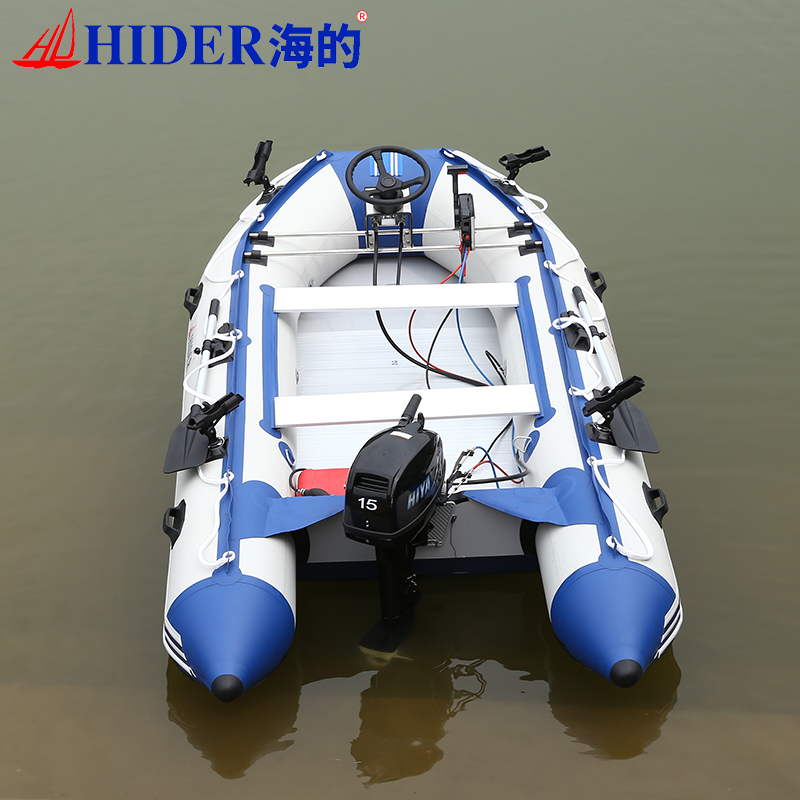 2.7/3.0/3.3/3.6/3.8/4.0/4.5/5.2/5.6m Inflatable Boat Heavy Duty with CE Approval, Cheap Dinghy Boats