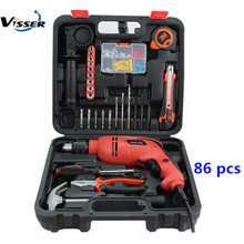 New design hand workshop small electric impact tool kit