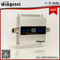 wingstel signal booster Mini gsm 900mhz home cell phone amplifier with LCD