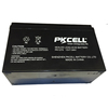 PKCELL alarm system battery 12v 7ah rechargeable lead acid battery