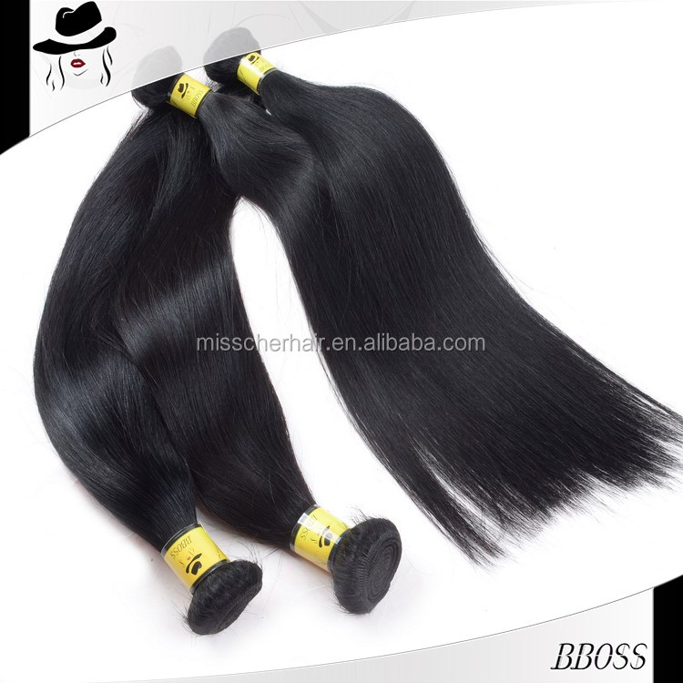 High quality brizillian raw human hair,china hair factory,human virgin hair extension