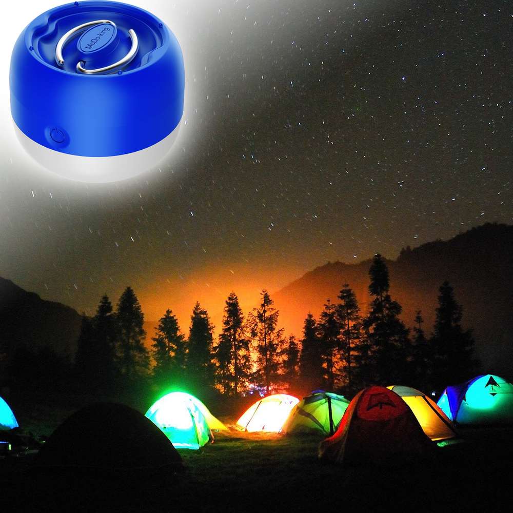 OEM Manufacturer LED Camping Lantern Lamp, Rechargeable Li-battery Lanter LED Waterproof For Outdoor Sport