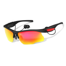 Polarized Sports Mens Womens Bluetooth Headset Sunglasses for Running Cycling Fishing