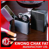 KCF-198 Hottest Selling USB Rechargeable Cigarette Electronic Lighter