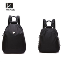 New Design Genuine Cowhide Leather Professional Outdoor Sport Strong Leather Backpack Bags for Boys