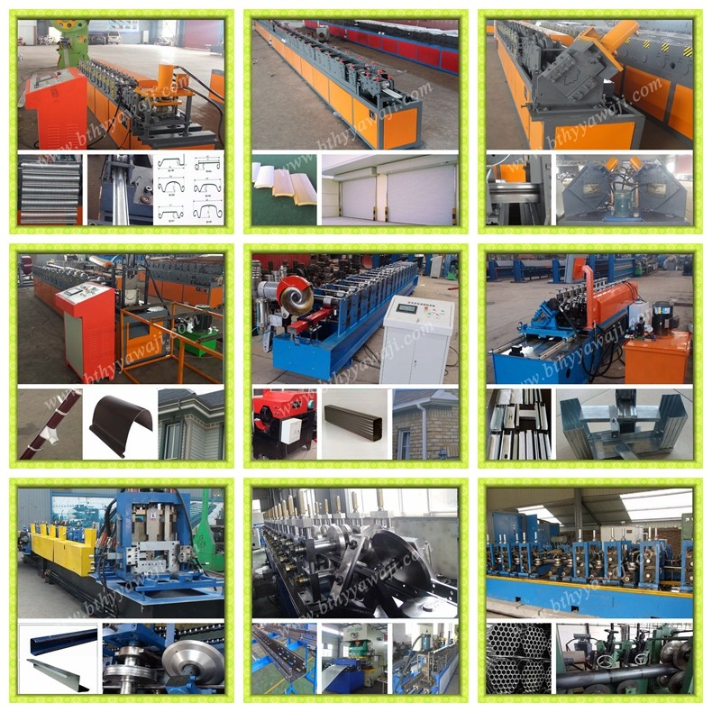 Fully Automatic used metal roof panel roller former
