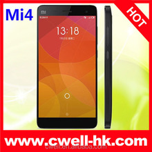 China Cheapest MIUI V5 OS MI4 smartphone 3GB ram 16 GB rom mobile phone supplier