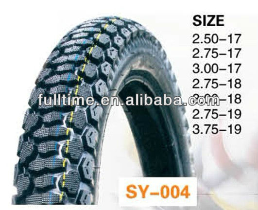motorcycle tire 2.75-19